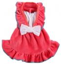 """!!!РАСПРОДАЖА!!! Платье """"Бант"""" персиковое"""