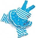 "!!!РАСПРОДАЖА!!! Комбинезон ""Sea"" голубой"